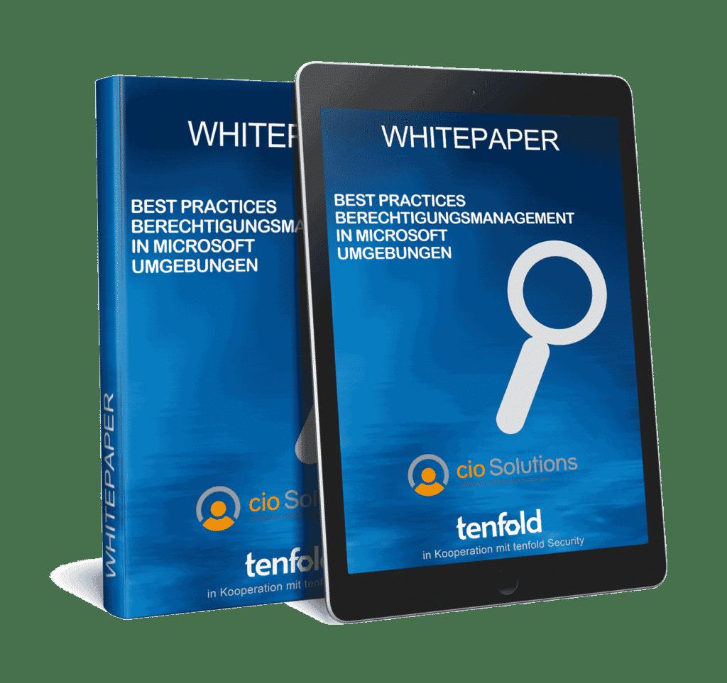 Whitepaper - Berechtigungsmanagement in Microsoft Umgebungen